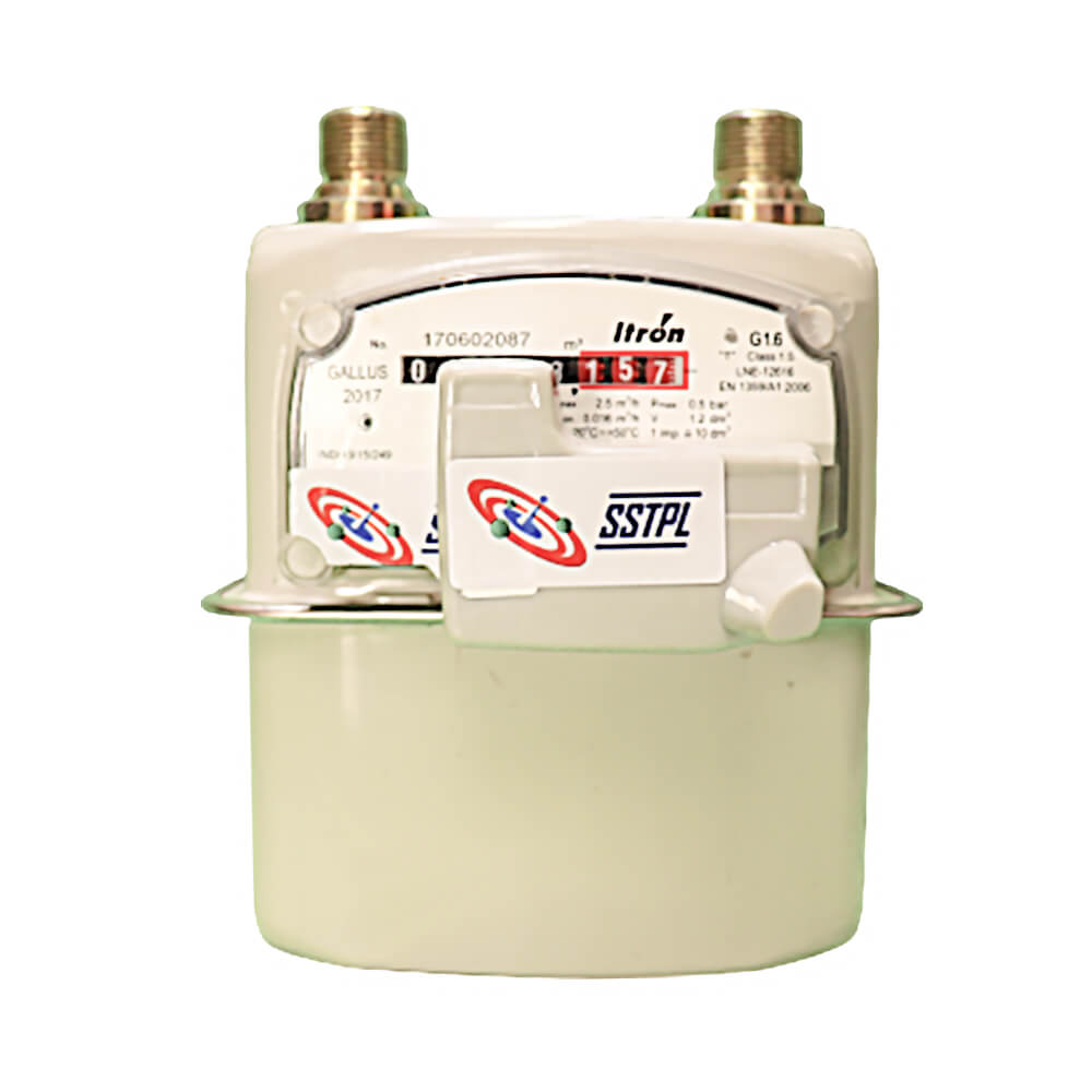LoRa enabled Gas Meter AMR
